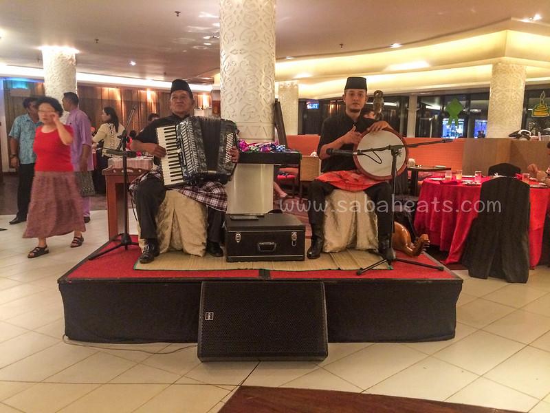 Shangri-la Tanjung Aru Resort & Spa buka puasa