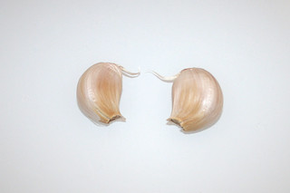 06 - Zutat Knoblauch / Ingredient garlic