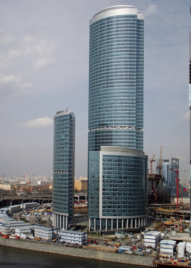 Башня на Набережной