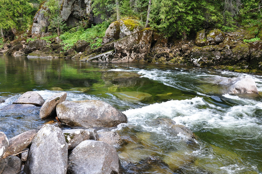 Selway river selway river by aaron idaho fish and game for Idaho fish and game jobs