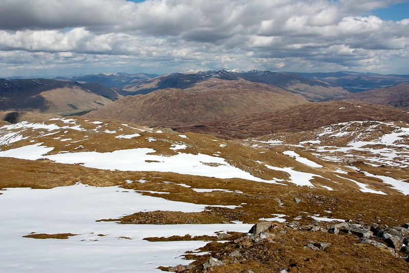 Towards Ben Lawers