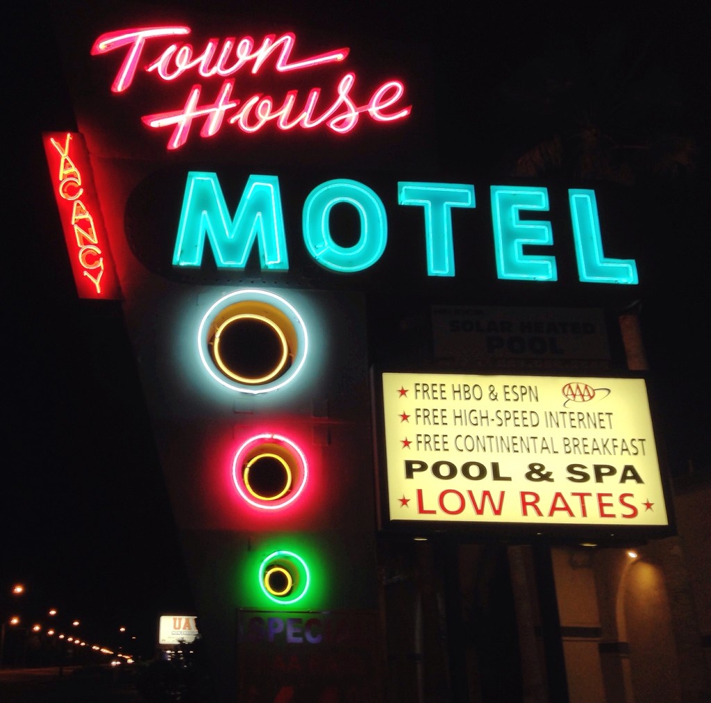 Town House Motel Lancaster Ca