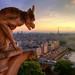 Watching Paris @ Sunset