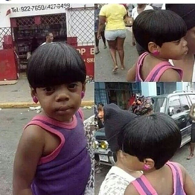 4 Year Old With A Quick Weave Not Cool Parenting Parent