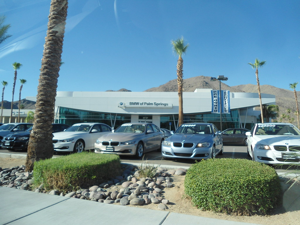 Bmw Palm Springs >> BMW Dealership of Palm Springs, CA | PatricksMercy | Flickr