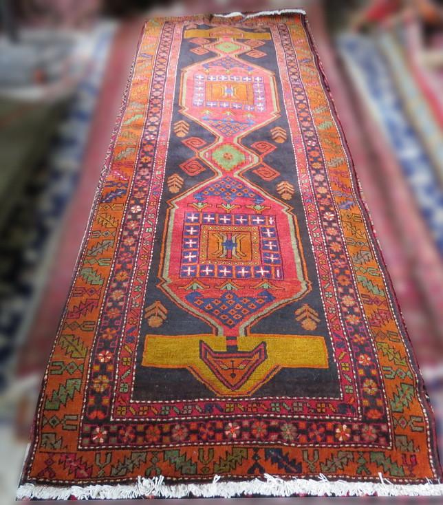 Colorful Persian Tribal Rug Carpetbeggers Persian Rugs