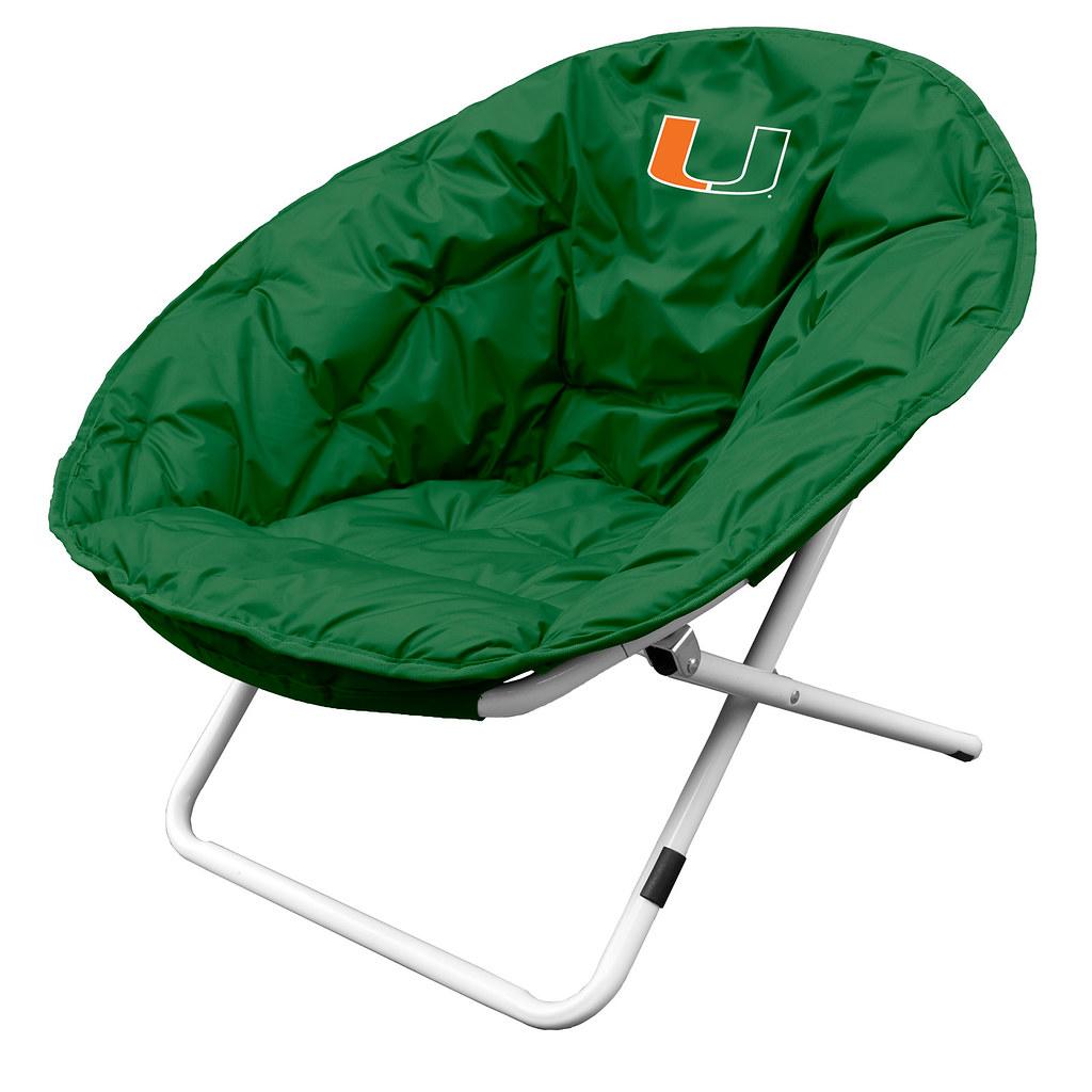 NCAA sphere chair