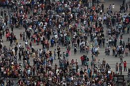 北京市常住人口数量逼近澳大利亚全国