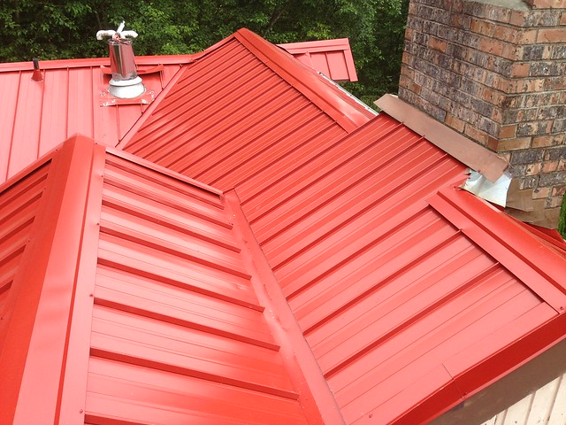 Energy efficient roofing materials the cool roofing company for Energy efficient roofing material