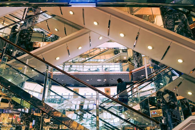 Dongdaemun Mall (Dotta) Architectural Abstract