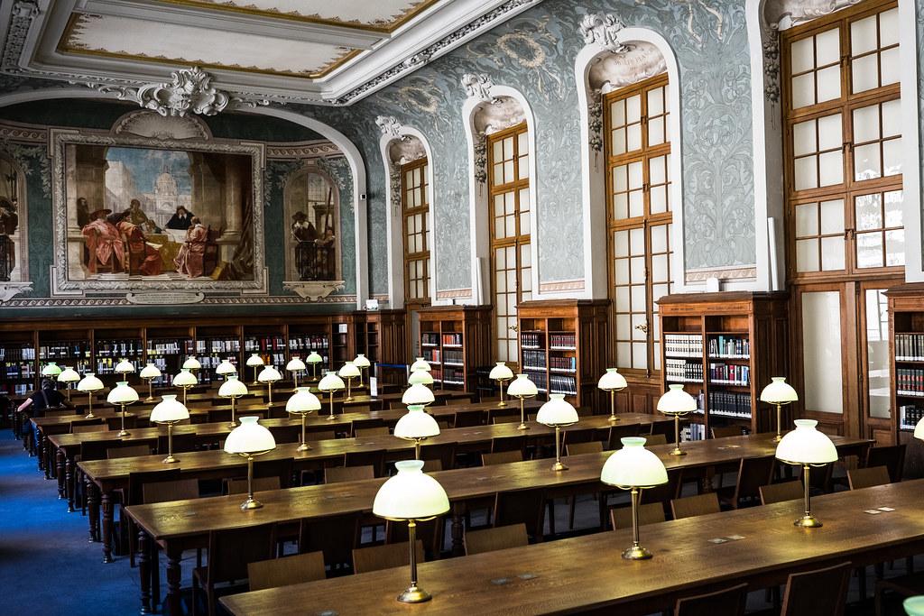 La Biblioth Que De La Sorbonne Journ Es Du Patrimoine 2014 Flickr