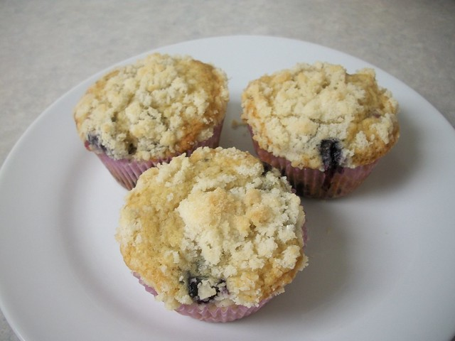 blueberry muffins 16