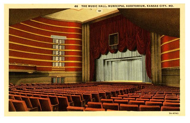 Music Hall, Kansas City, MO. | Flickr - Photo Sharing!