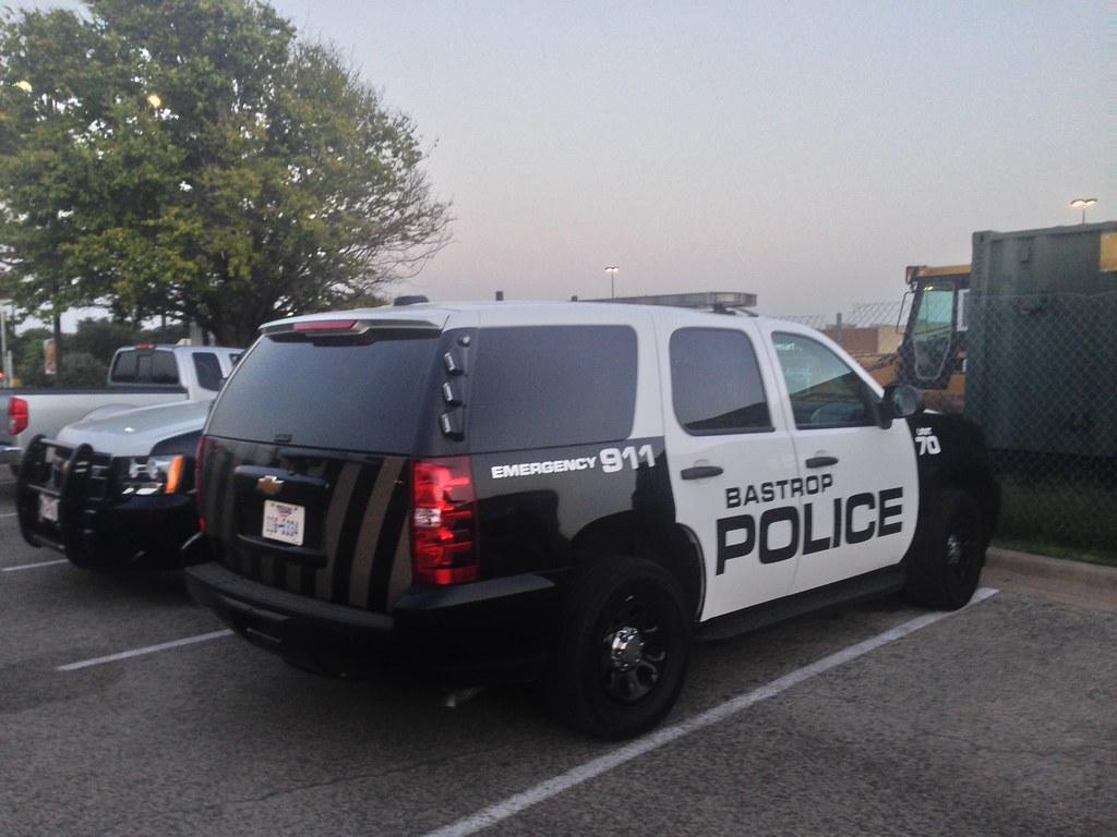 Bastrop Texas Police Tahoe V4 Sean Flickr