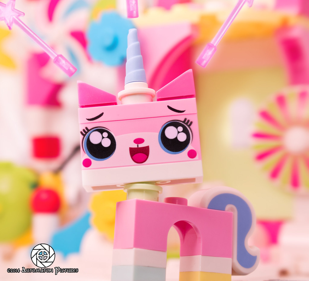 Unikitty Just Trying A Few Things Out With The Unikitty