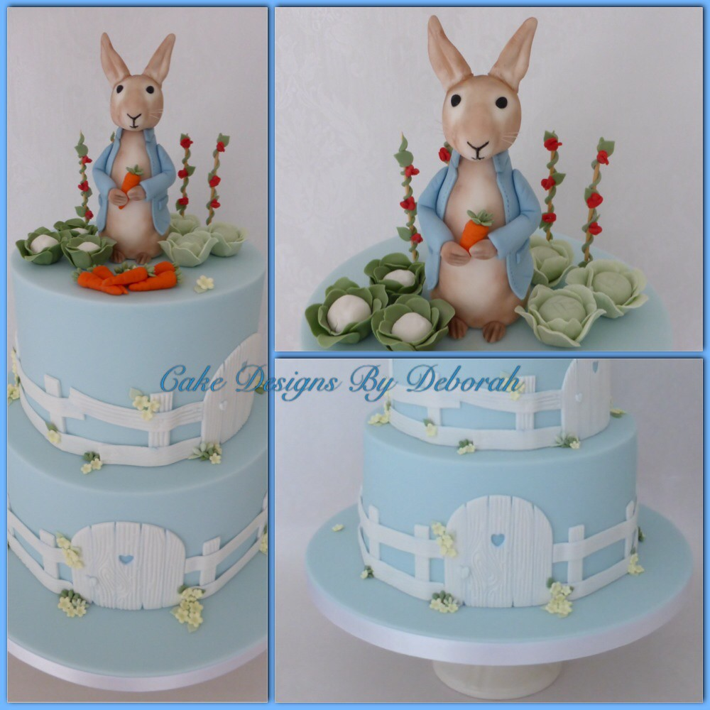 Peter Rabbit Cake Pan
