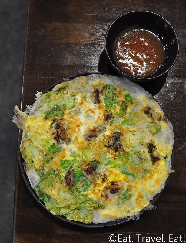 Yi Mei- Monrovia, CA: Oyster  Pancake