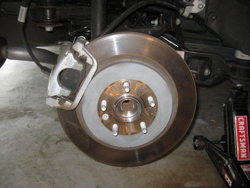 Rear Disc Brakes Rotor