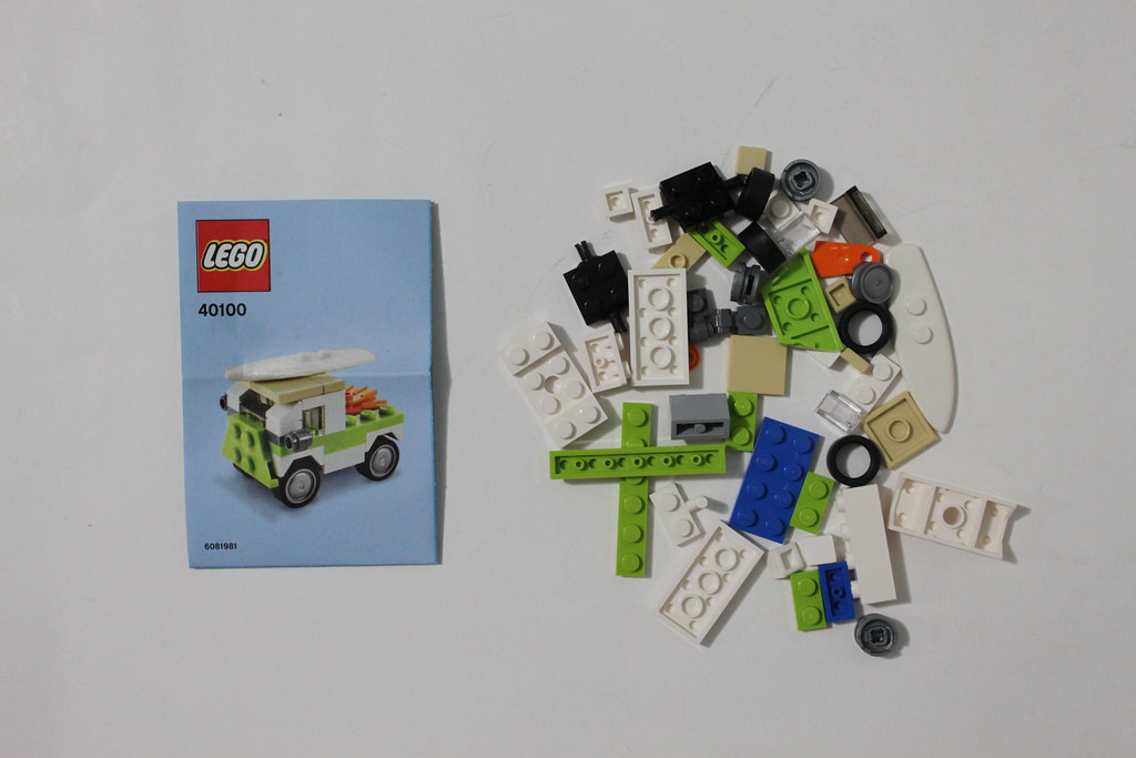 Monthly Lego Build Sign Up