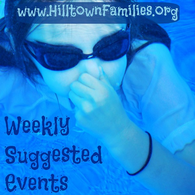 Weekly Suggested Events