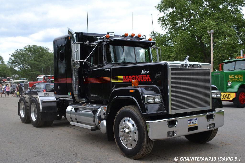 Mack Superliner Magnum | Trucks, Buses, & Trains by ...