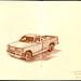 10 minute truck sketch