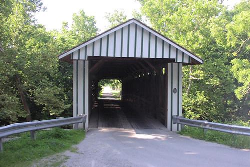 Colville Covered Bridge - Paris, Kentucky