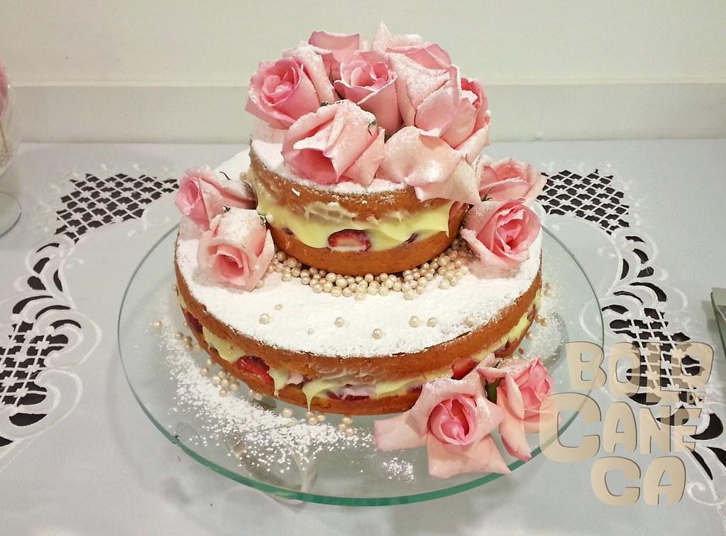 Naked Birthday Cake Decorations