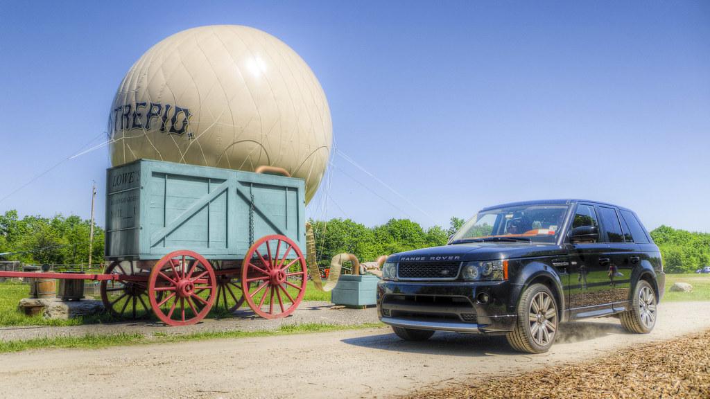 Luxury/War Vehicles