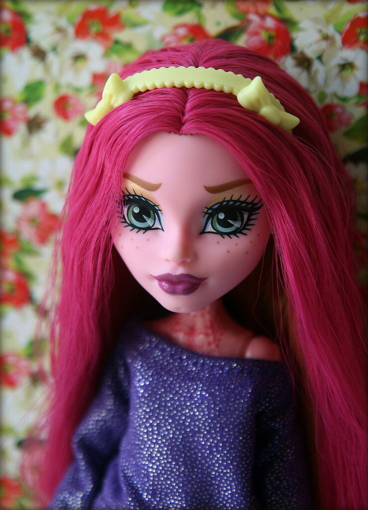 Monster High GiGi Grant  Olesya  Flickr