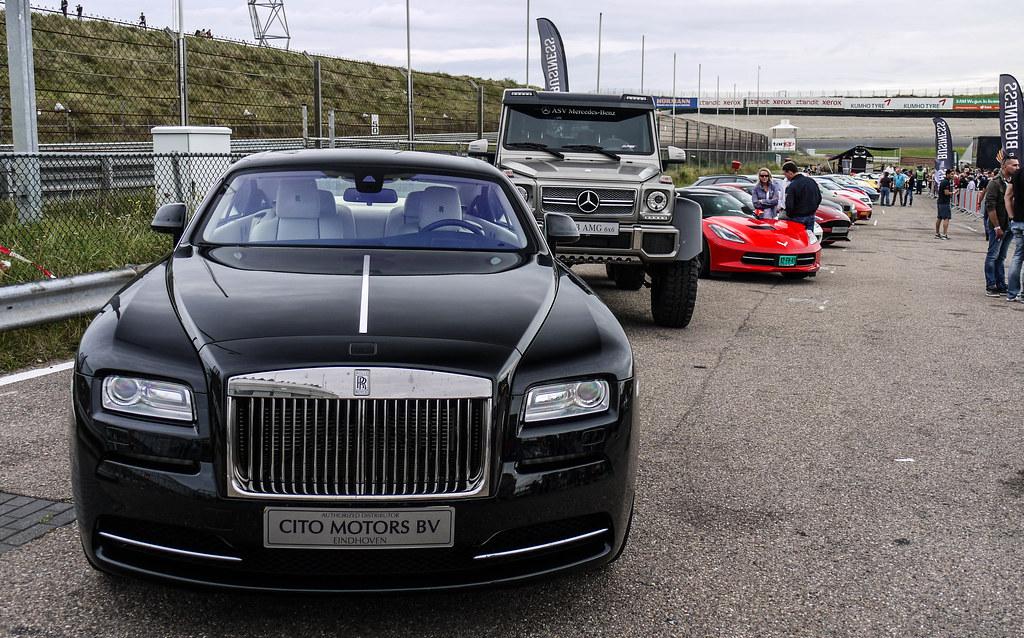 Rolls Royce Wraith Amp Mercedes Benz G63 Amg 6x6 Supercar