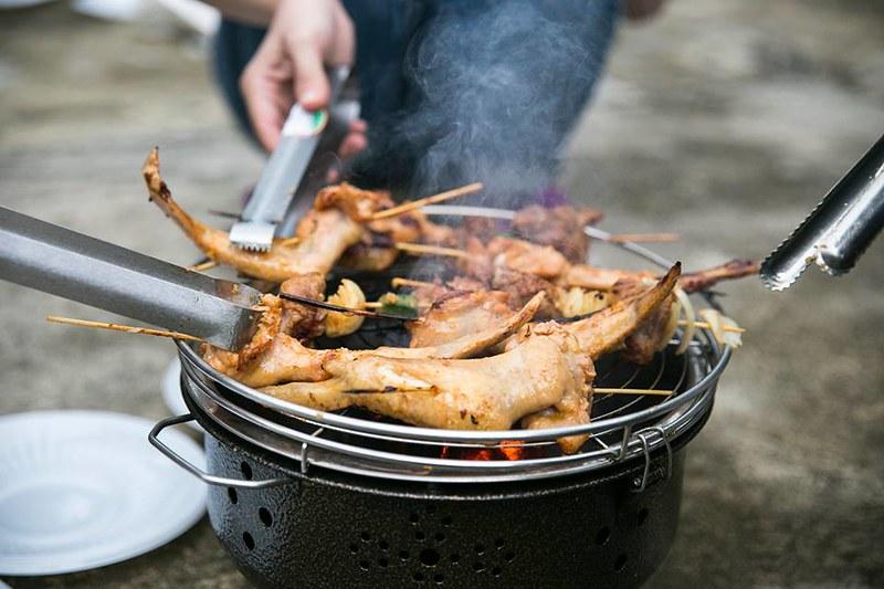Bếp nướng than hoa Nam Hồng BN 300