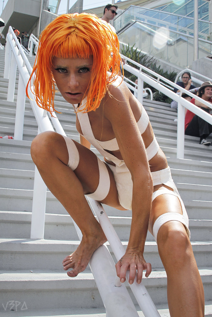 LeeLoo - The Fifth Element | Convention Photography Albums F ... Milla Jovovich