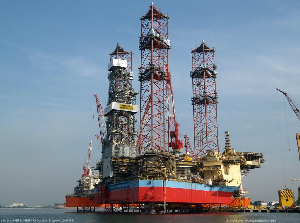 maersk integrator@piet sinke 20-09-2014 | Maasmondmaritime ...