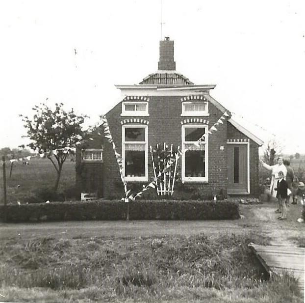 Slochterdijk hier nog een foto van het huis van de familie flickr - Amenager een voorgerecht van het huis ...