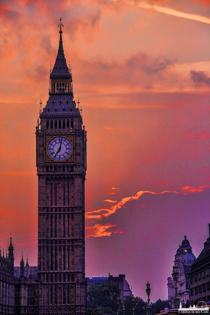 Bigben Sunset