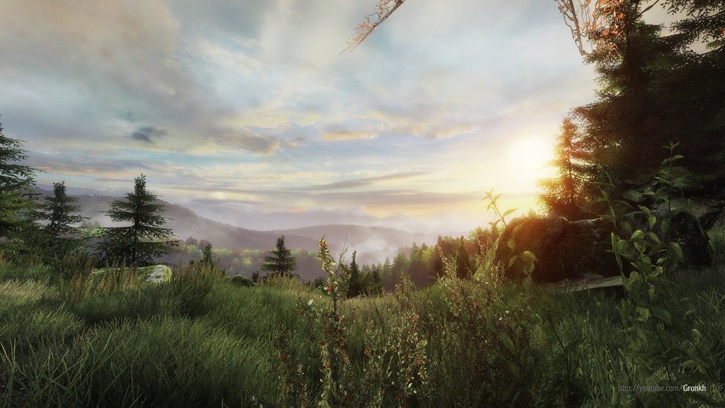 The Vanishing of Ethan Carter [4k] | Gronkh | Flickr