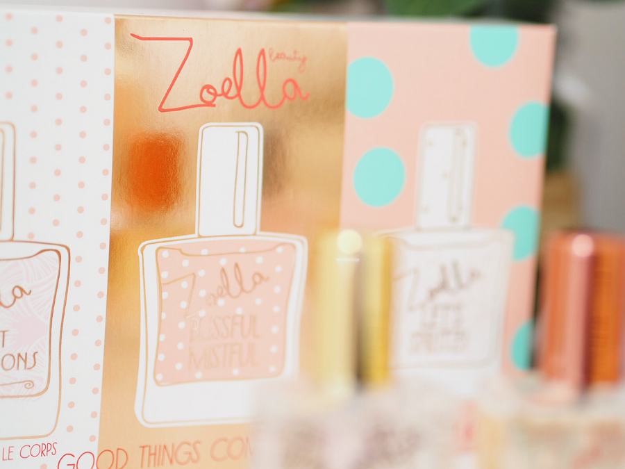 zoella packaging