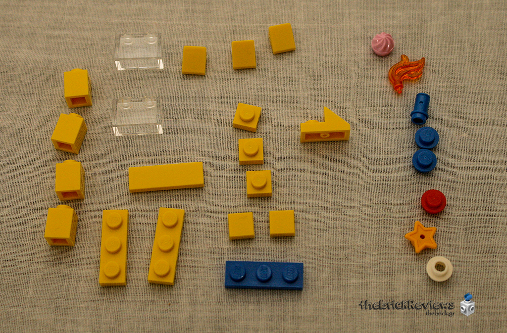 ThebrickReview: LEGO 40153 - Birthday Table Decoration 33323214720_0477325125_o