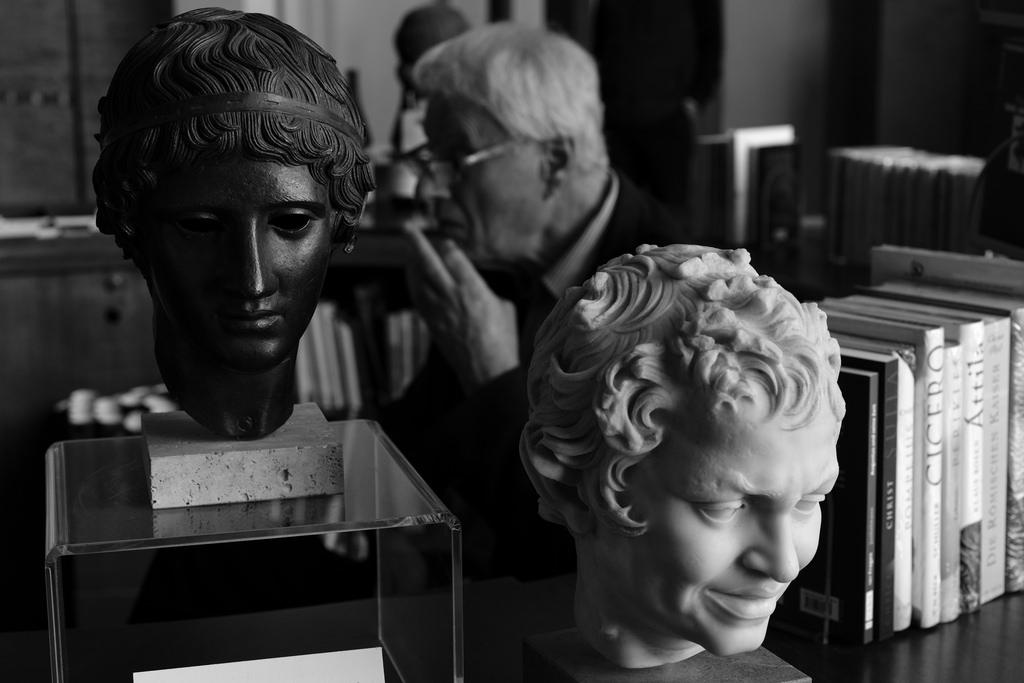 Glyptothek, Ulrich Gerndt, Museumsshop, 26. März 2017