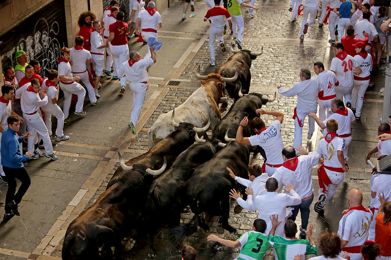 Guide to Running with the Bulls