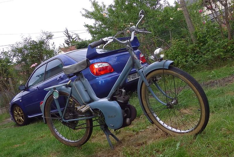 Serie de bleues françaises - Rhonson V.A.P. 1956 14514565330_4ce7955a51_c