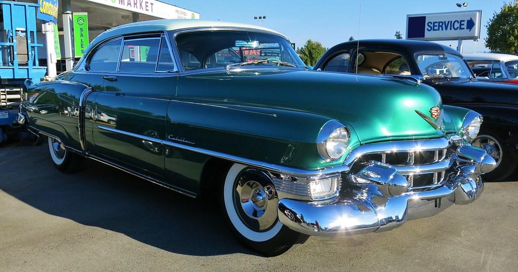 1953 cadillac series sixty two 2 door hardtop custom cab for 1953 cadillac 4 door