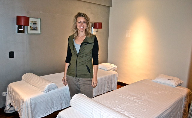 couples massage - La Inmaculada Hotel in Guatemala City