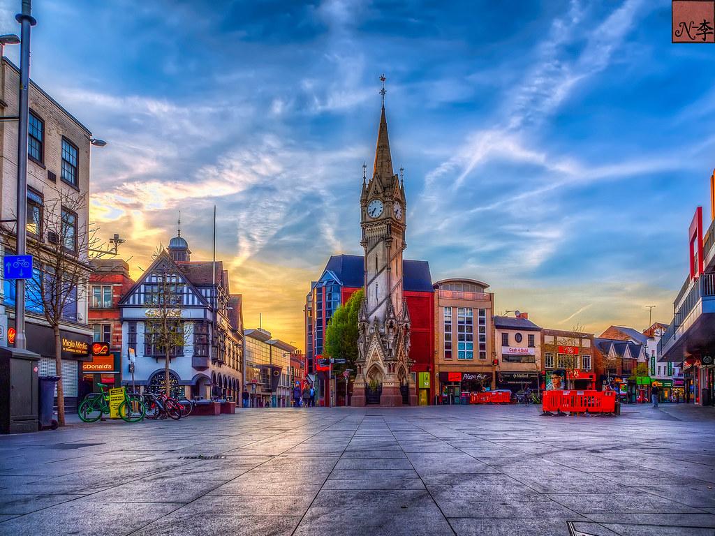 Clock Tower, Leicester (1 of 1) | OLYMPUS DIGITAL CAMERA | Flickr