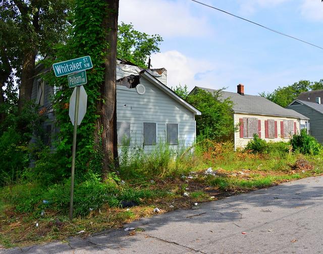Atlanta Ghetto Hood Urban Decay