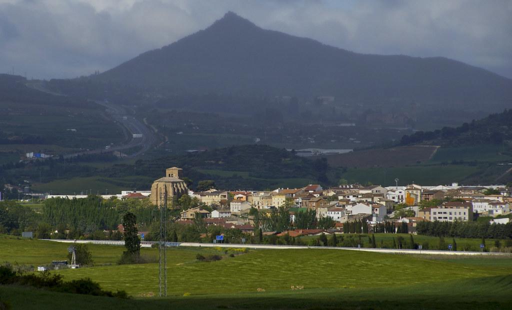 Villatuerta, Navarra - Camino de Santiago