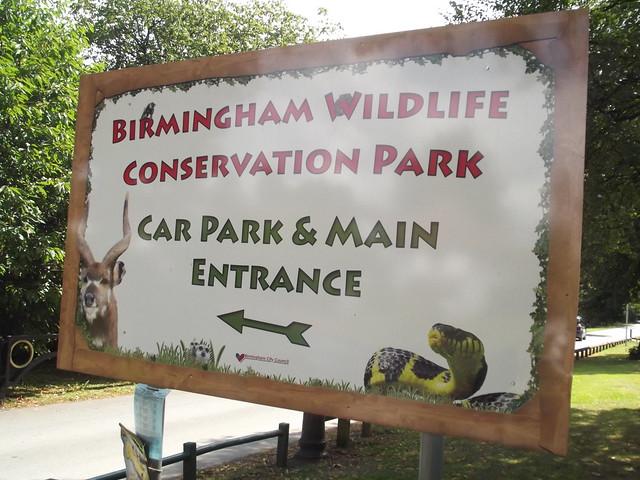 Cannon Hill Park Nature Centre Car Park
