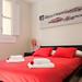 Apartmento: habitación doble de matrimonio