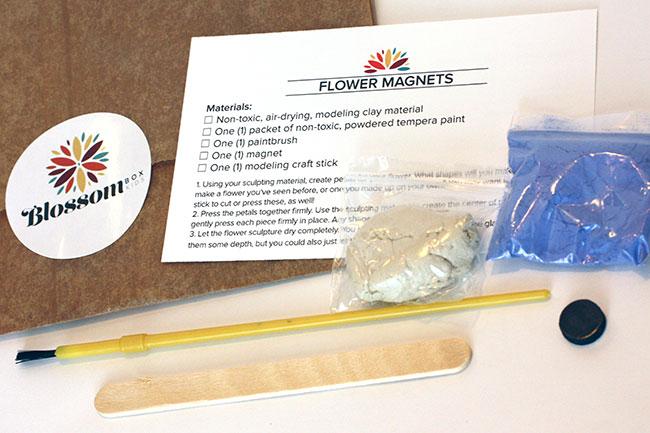 Flower_Flower-Magnets